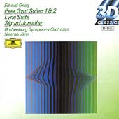 Grieg: Peer Gynt Suites 1 & 2, etc / J&#228;rvi, Gothenburg SO
