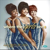 Various Artists: Where the Girls Are, Vol. 8