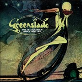 Greenslade: Live in Stockholm, March 10th, 1975 [Digipak]