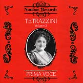 Prima Voce - Tetrazzini Vol 2