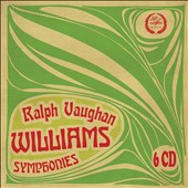 Ralph Vaughan Williams: The Nine Symphonies / Rozhdestvensky, USSR State SO