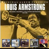 Louis Armstrong: Original Album Classics: The Okeh, Columbia & RCA Victor Recordings 1925-1933 [Slipcase]