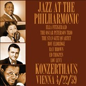 Various Artists: Jazz At the Philharmonic Konzerthaus, Vienna 4/22/59