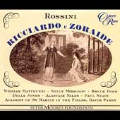 Rossini: Ricciardo e Zoraide / Parry, Matteuzzi, et al