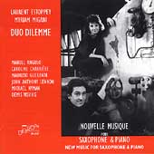 Nouvelle Musique pour Saxophone & Piano / Duo Dilemme