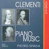 Clementi: Piano Music Box 1 Vol 1-9 / Pietro Spada
