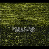 DJ Pain 1/Sole (Anticon): Pattern of Life [Slipcase] *