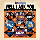 Various Artists: Well I Ask You: Great British Record Labels - Decca