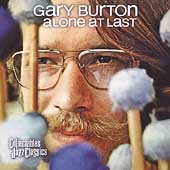 Gary Burton (Vibes): Alone at Last