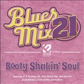 Various Artists: Blues Mix 21: Booty Shakin' Soul