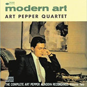 Art Pepper: Modern Art [Chameleon]