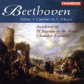 Beethoven: Septet, Quintet in C / St. Martin in the Fields
