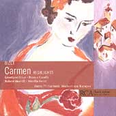 Bizet: Carmen - Highlights / Karajan, Price, Corelli, et al