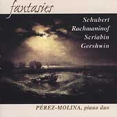 Fantasies for Two Pianos - Schubert, Rachmaninov, et al