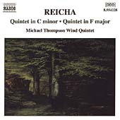 Reicha: Wind Quintets Vol 1 / Michael Thompson Wind Quintet