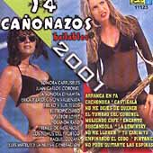Various Artists: 14 Canonazos Bailables 2001