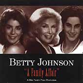 Betty Johnson: Family Affair