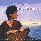 Maggie Sansone: Celtic Meditations: Into the Light