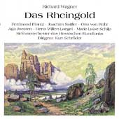 Wagner: Das Rheingold / Schr&ouml;der, Frantz, Schier, et al