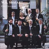 Mozart: Don Giovanni (Harmoniemusik) / Danish Wind Octet