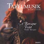 A Baroque Feast - Bach, Vivaldi, et al / Lamon, Tafelmusik