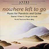 Nowhere Left to Go / Daniel Ahlert, Birgit Schwab