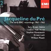 Gemini - Jacqueline du Pr&eacute; - The Early BBC Recordings