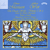 Messiaen: Organ Works Vol 5 & 6 / Weir