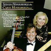 Beethoven: Complete Works for Cello Vol 1 / Honigberg