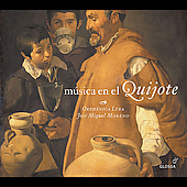 M&uacute;sica en el Quijote - Mil&aacute;n, etc / Moreno, Orph&eacute;nica Lyra