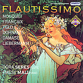 Flautissimo - Mouquet, Feld, etc / D&#243;ra Seres, Emese Mali