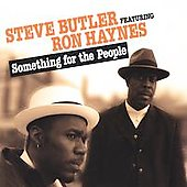 Steve Butler: Something for the People