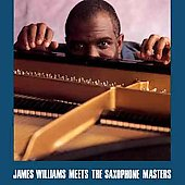 James Williams (Piano): Meets the Saxophone Masters [Import]