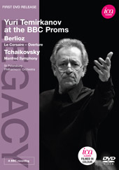 Yuri Temirkanov at the BBC Proms: Berlioz & Tchaikovsky [DVD]