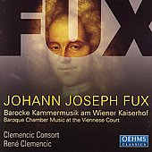 Baroque Chamber Music at the Viennese Court - Fux