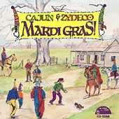 Various Artists: Cajun & Zydeco Mardi Gras