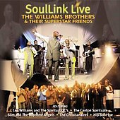 The Williams Brothers/The Williams Brothers & Their Superstar Friends: Soullink Live, Vol. 3: Man in the Mirror