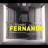 Handel: Fernando Re Di Castiglia / Curtis