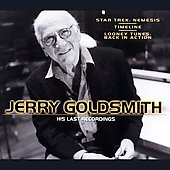 Jerry Goldsmith: Jerry Goldsmith: His Last Recordings [Limited] [Slipcase]