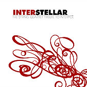 Vitamin String Quartet: Interstellar: The String Quartet Tribute to Interpol