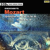 Everybody's  Mozart / Sir Charles Mackerras, Prague Chamber Orchestra
