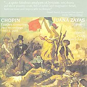 Chopin: Complete &Eacute;tudes / Juana Zayas