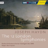Haydn: 12 London Symphonies / Norrington, et al