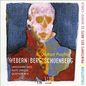 Webern, Berg, Schoenberg: String Quartets