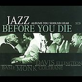 Various Artists: Jazz Albums You Should Hear Before You Die [Box]