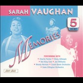Sarah Vaughan: Memories