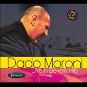 Dado Moroni: Live in Beverly Hills [Digipak]