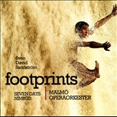 Sven David Sanström: Footprints