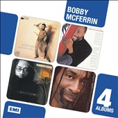 Bobby McFerrin: Spontaneous Inventions/Simple Pleasures/Bang Zoom/Beyond Words
