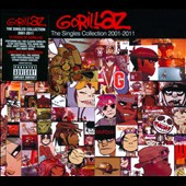 Gorillaz: The Singles Collection 2001-2011 [CD/DVD] [PA] [Digipak]